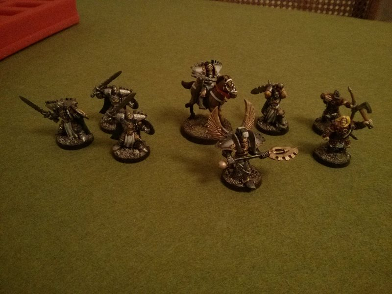 Firstborn Warband
